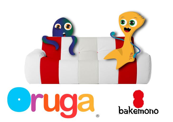 MyOruga & Bakemono