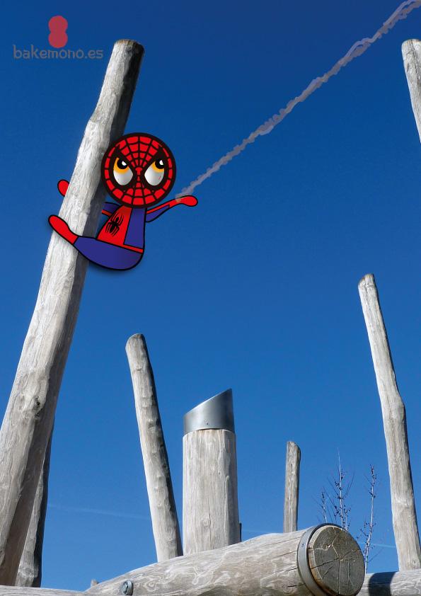 Spider Bakemono!